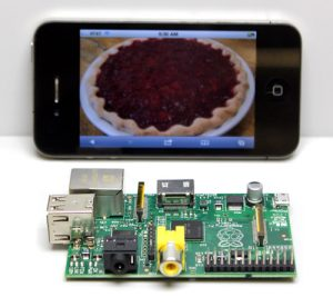 Raspberry Pi Compare Size
