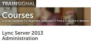 Lync Server 2013 Administration-1