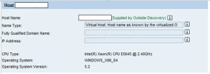 How to  set FQDN and IP address for Host in LMDB - 1