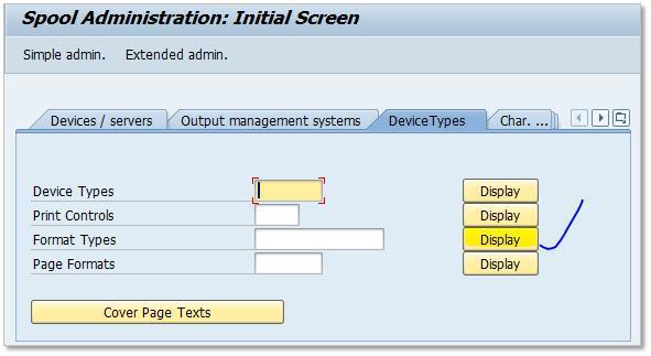 SAP Custom Page Format 2-1
