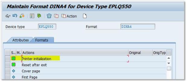 SAP Custom Page Format 3-8