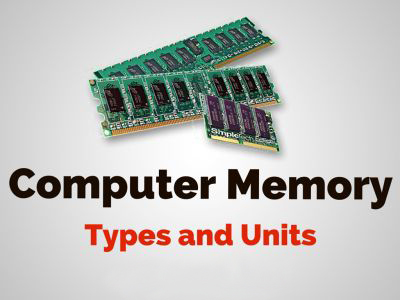 Units of Computer Memory Measurements