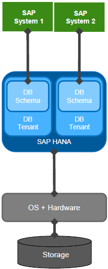 SAP HANA MDC Deployment