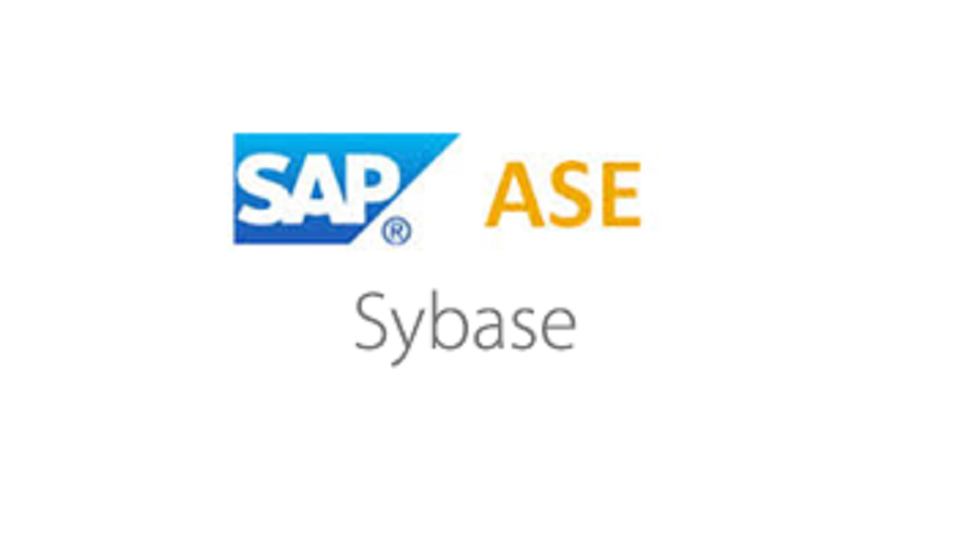 Sybase ASE – Extending an Existing Database Device